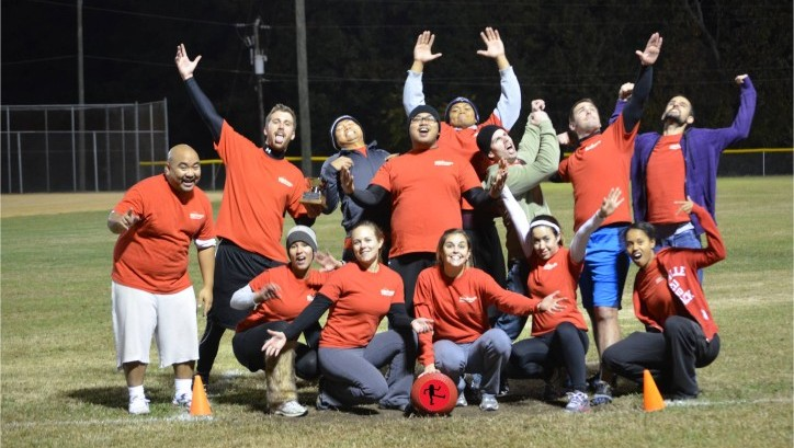Kickball adulto virginia del norte